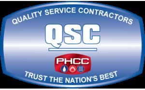 Woodland Hills Plumbers QSC Logo New